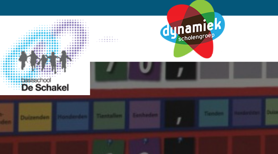 Dynamiek primary school De Schakel added to network management